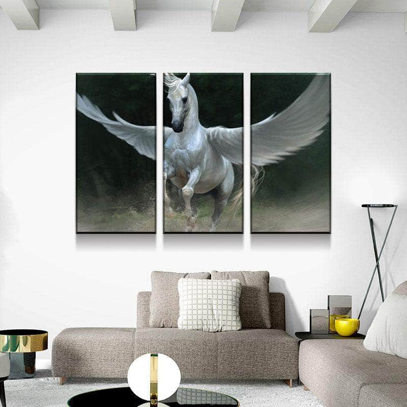 Pegasus Canvas Set