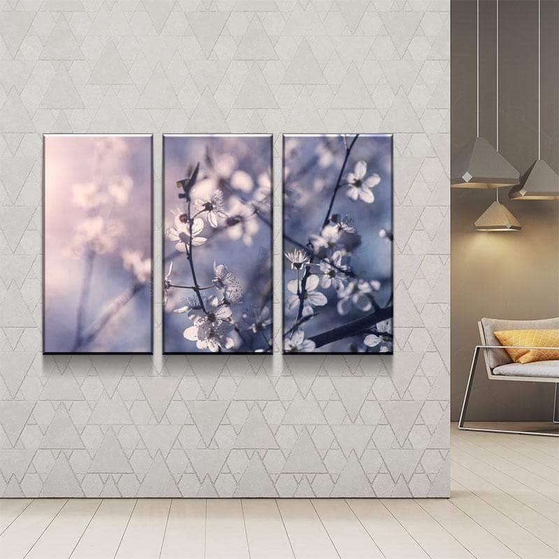 Blossom Canvas Set