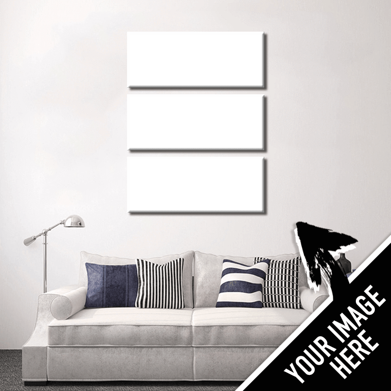 Custom Vertical Canvas Set