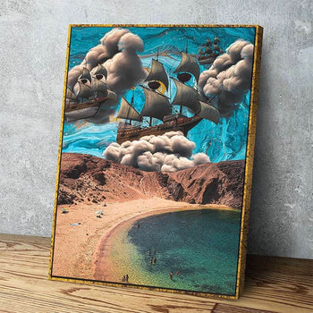 Gentle Giants Canvas Set