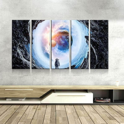 To Earth Canvas Set