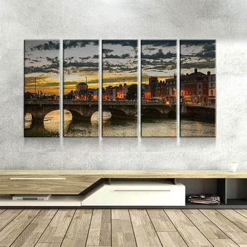 Dublin Canvas Set