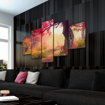 Majestic Forest Canvas Set