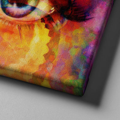 Abstract Eye Canvas Set