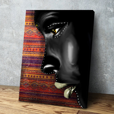 Tribal Princess Canvas Set