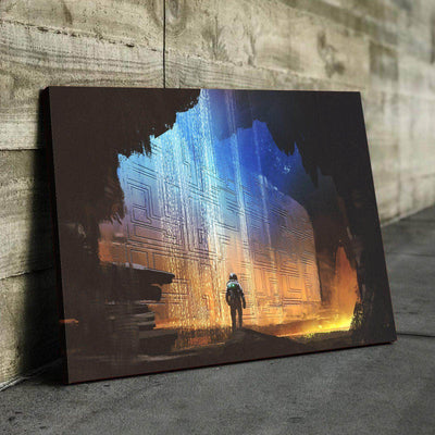 Ancient Discovery Canvas Set