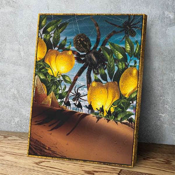 Arachnophobia Canvas Set
