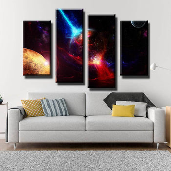 Asterial Absorption Canvas Set