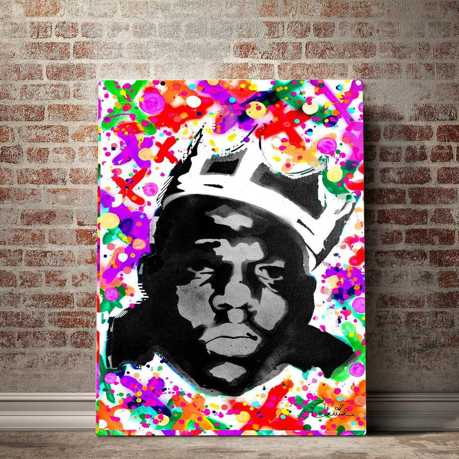 Big Poppa Canvas Set