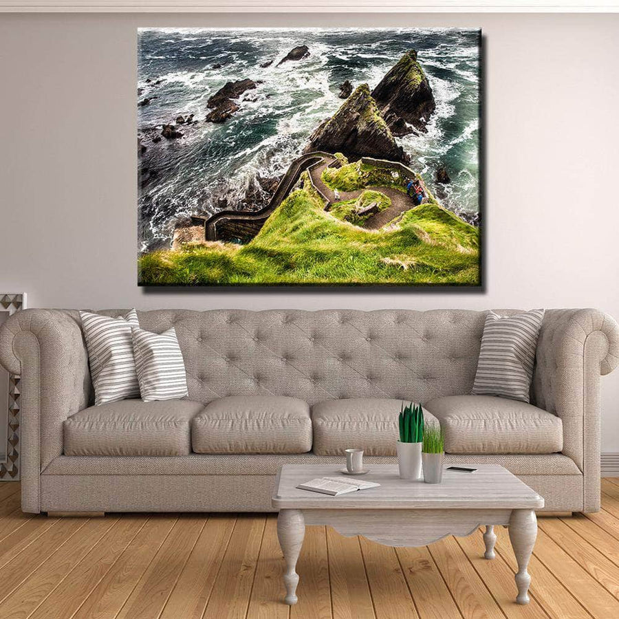 Blasket Island Canvas Set