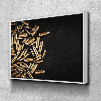 Bullets Canvas Set