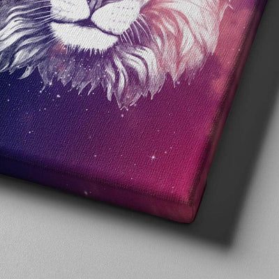 Cali Lion Canvas Set