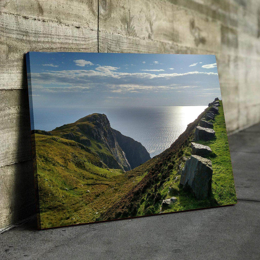 Calm Irish Waters Canvas Set
