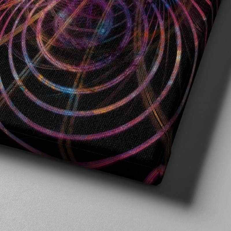 The Unfolded Cosmos Canvas Set