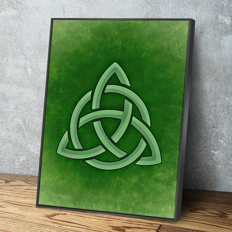 Celtic Knot Canvas