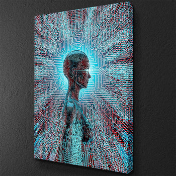 Cerebral Nodes Canvas Set
