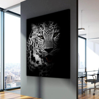 Leopard Portait Canvas Set