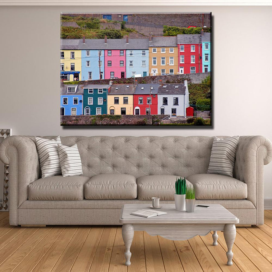 Cobh Cove Canvas Set