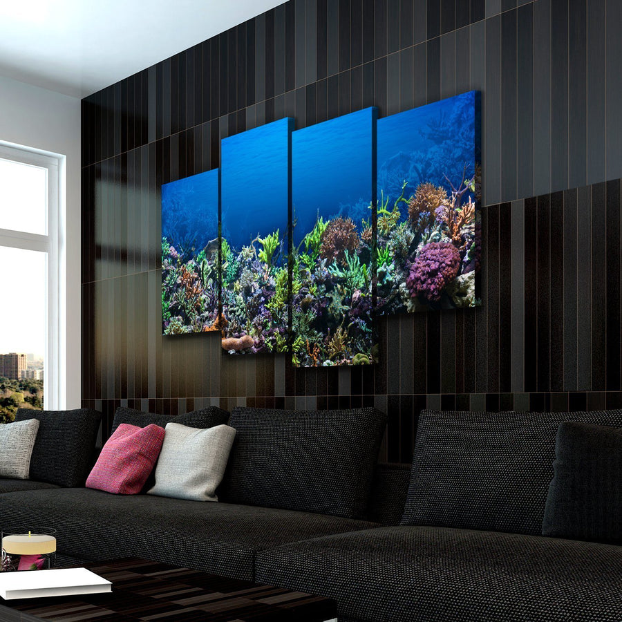 Coral Reef Canvas Set