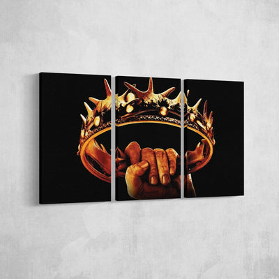 Crown Canvas Set