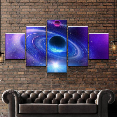 Distant Worlds Canvas Set