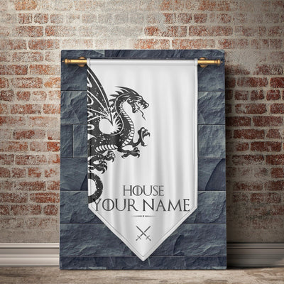 Custom Personalized Lords of Dragonstone Canvas Set