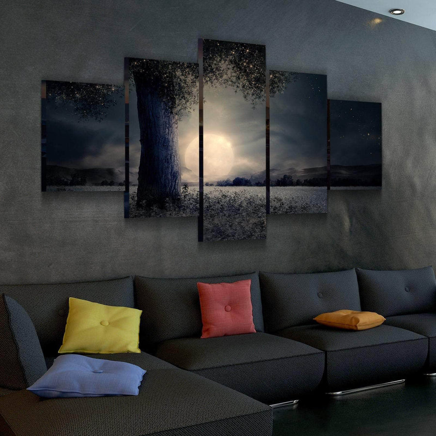 Dream Land Canvas Set