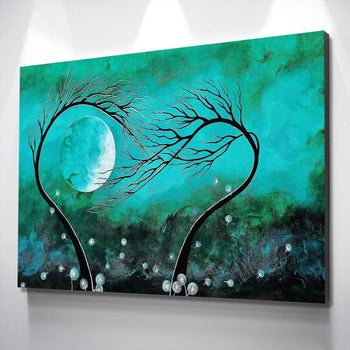 Emerald Dream Canvas Set