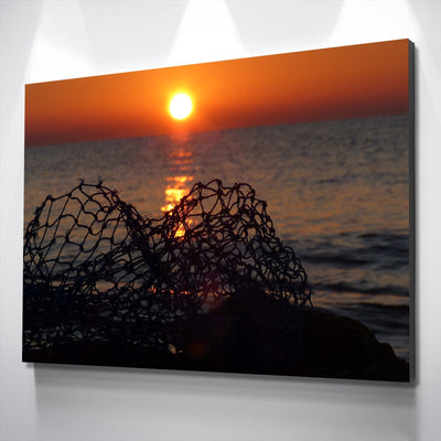 Empty Net Canvas Set
