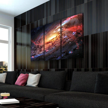 Expanding Universe Canvas Set