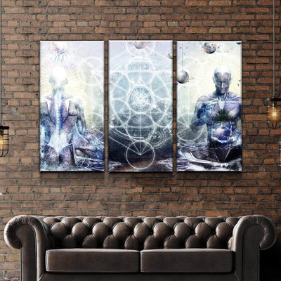 Experience So Lucid Discovery So Clear Canvas Set