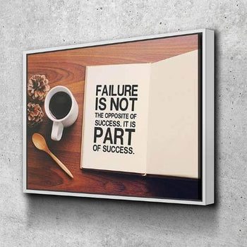 Failure and Success Canvas Set