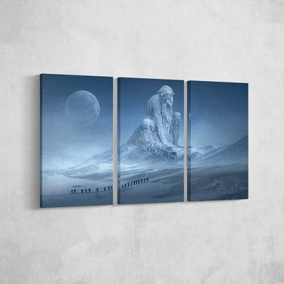 Fantasy Hike Canvas Set
