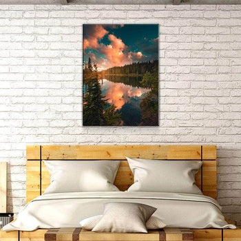 Finding Calmness Canvas Set