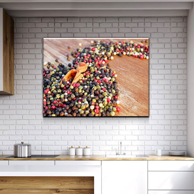 Flow of Spices Canvas Set