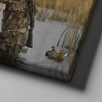 Fowl Hunter Canvas Set