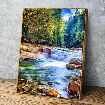 Fresh Waters Canvas Set