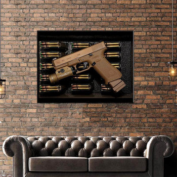 Glock 19X Canvas Set