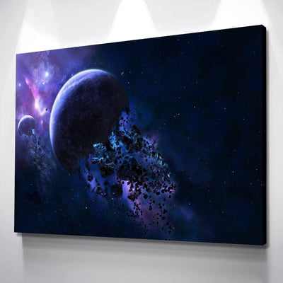 Galactic Harvest Canvas Set