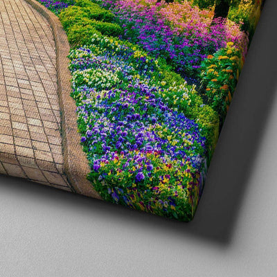 Garden Walkway Canvas Set