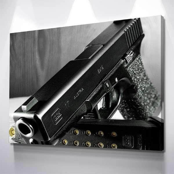 Glock Hello Canvas Set