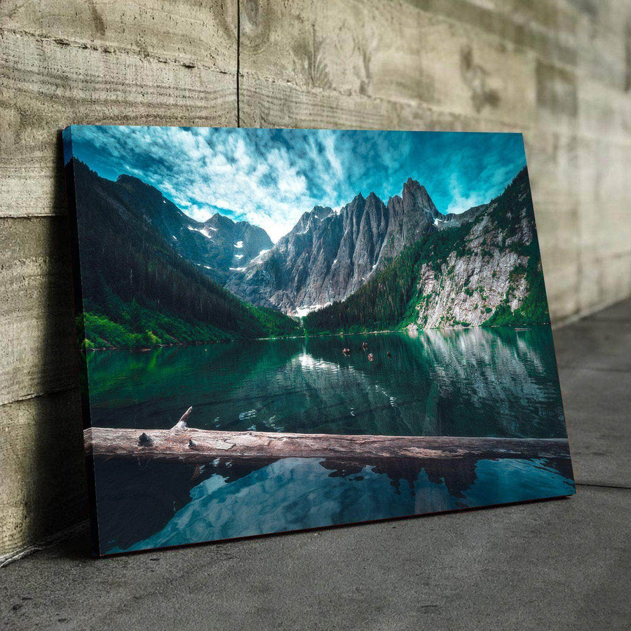 Hidden Paradise Giants Canvas Set