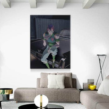 Hisoka Canvas Set