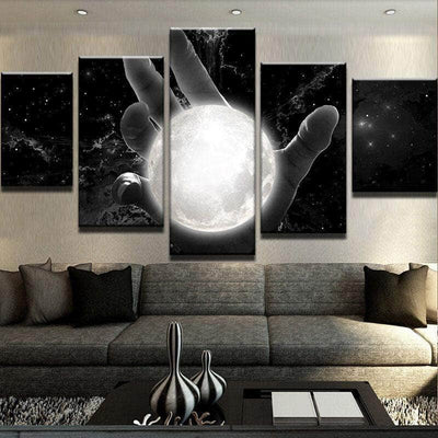Holding the Moon Canvas Set