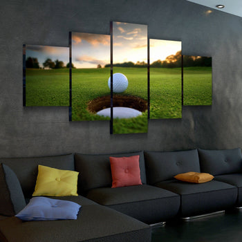 Hole In One Canvas Set