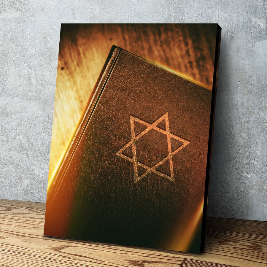 Holy Book Canvas Set