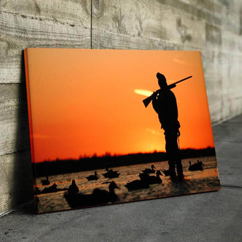 Hunting Canvas Set