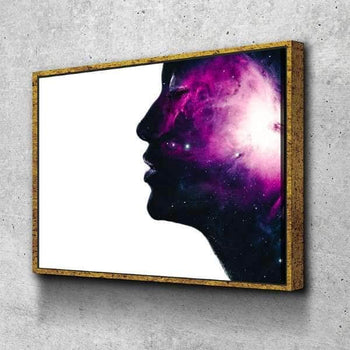 Inner Universe Canvas Set