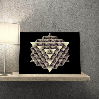Isometric 11 x 14 Canvas Set (Free Shipping)