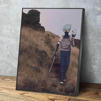 Kakashi Canvas Set